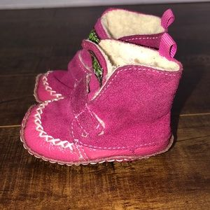 4 items for $15 Baby girl's shoes